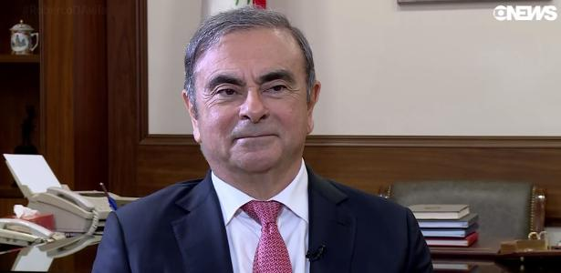 Ex-presidente da Nissan | Carlos Ghosn diz que distância da mulher pesou em fuga: 'Valeu correr o risco'