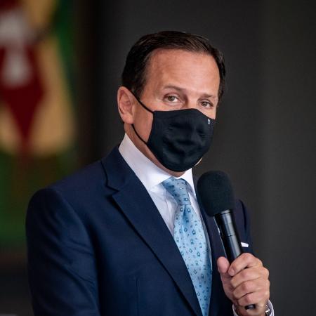 Governador de São Paulo, João Doria (PSDB) - ANTONIO MOLINA/ZIMEL PRESS/ESTADÃO CONTEÚDO
