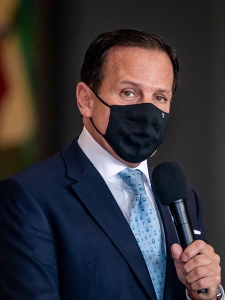 Segundo governador João Doria (PSDB), obras custarão R$ 160 milhões, dos quais R$ 97 mi já foram arrecadados - ANTONIO MOLINA/ZIMEL PRESS/ESTADÃO CONTEÚDO
