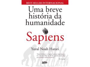 Livro - Sapiens - Amazon - Amazon