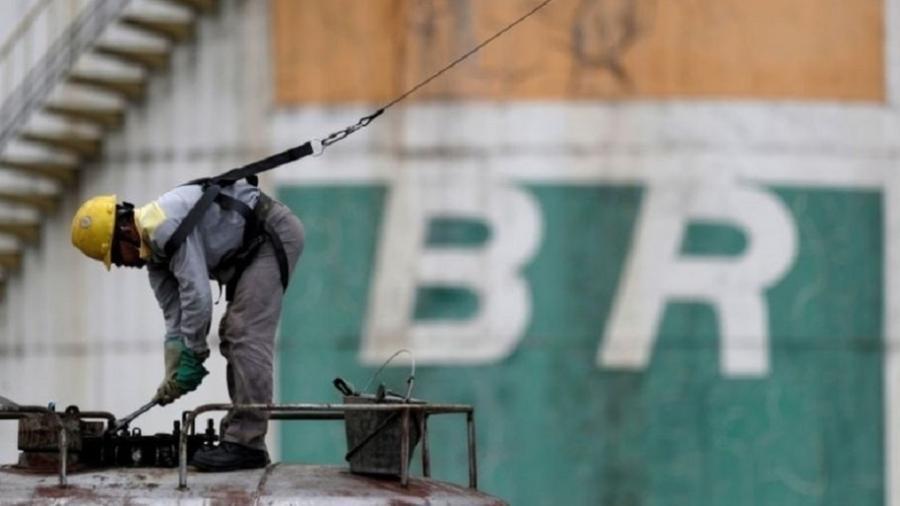 Perda de valor da Petrobras nos dois últimos pregões da Bolsa de Valores chegou a R$ 102,5 bilhões - Ueslei Marcelino/Reuters