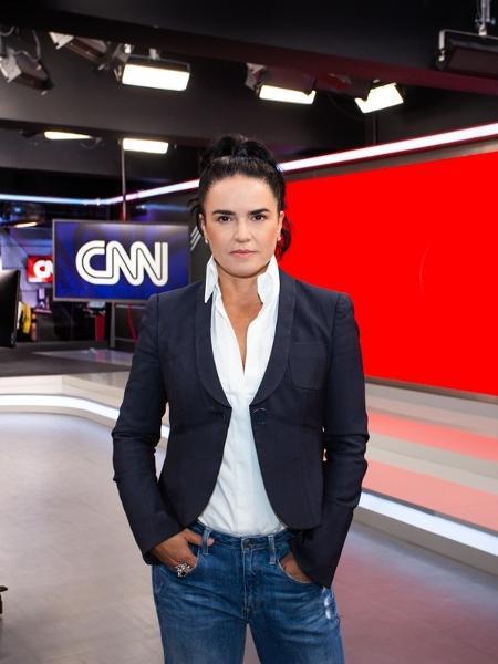 Renata Afonso, CEO da CNN Brasil - Kelly Queiroz/Divulgação
