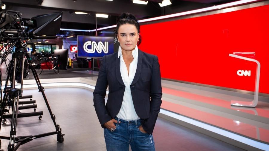 Renata Afonso, nova CEO da CNN Brasil: ?Otimizar sim, mas cortar custos não está no radar?, diz  - Kelly Queiroz/Divulgação