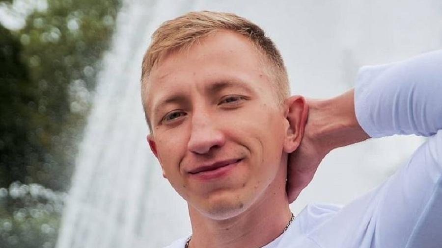 O corpo de VitalyShishov, diretor de uma ONG e líder da diáspora bielorrussa em Kiev,foi achado na Ucrânia - Reprodução/Instagram