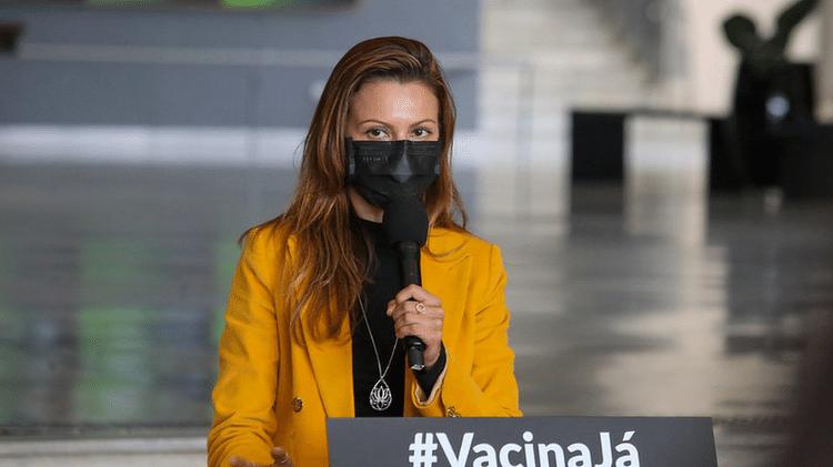 A secretária Patricia Ellen diz que nunca negou pedidos de reuniões com os representantes da Farmacore - Governo do Estado de São Paulo - Governo do Estado de São Paulo