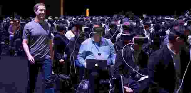 Fã de games e de realidade virtual, Mark Zuckerberg disse que os jogos o apresentaram ao mundo dos computadores e da programação aos dez anos de idade - Divulgação/Facebook