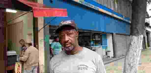 O motorista Amilton Correia Balduíno tenta se aposentar antes da reforma da Previdência - Alfredo Mergulhão