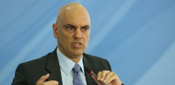 Alexandre de Moraes, ministro da Justiça, que negou o pedido