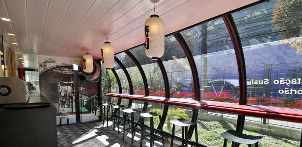 Restaurante japonês Notubo