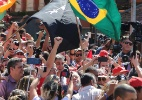 Lula presta segundo depoimento ao juiz Sergio Moro - Giuliano Gomes/Estadão Conteúdo