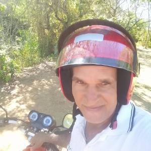 """05.out.2017 - Damião Soares dos Santos, 50, conhecido como """"Damião Picolé"""", ateou fogo em creche de MG"""