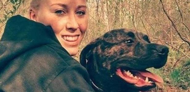 Bethany Stephens foi encontrada morta na Virginia, após ser mordida pelos próprios cachorros