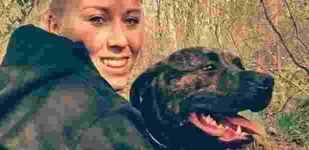 Bethany Stephens foi encontrada morta na Virginia, após ser mordida pelos próprios cachorros - CBS