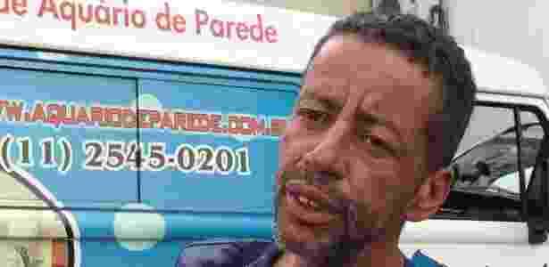 Artur Hector de Paula, que era dado como suposto desaparecido no desabamento do prédio, no centro de São Paulo reaparece - Janaina Garcia/UOL
