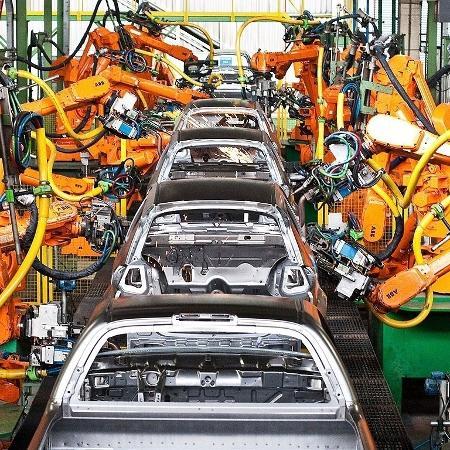 Setor produziu 170,3 mil carros, comerciais leves, caminhões e ônibus em julho - Rodrigo Paiva/Folhapress