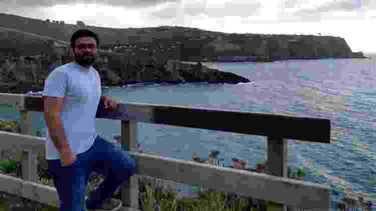 Syed Areeb Ahmed - Reprodução/Twitter - Reprodução/Twitter