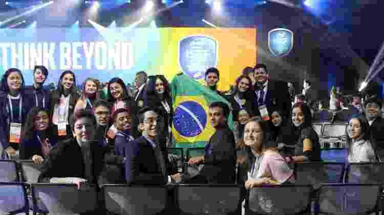 Ao todo, 29 jovens pesquisadores brasileiros foram credenciados para a edição deste ano da Isef - Divulgação