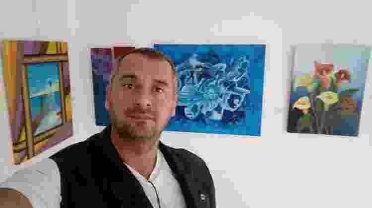 Paulo Roberto de Caldas Osório, 45, confessou que sequestrou e matou o filho - Reprodução/Redes sociais