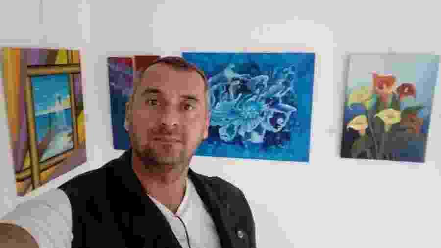 Paulo Roberto de Caldas Osorio, 45, confessou ter matado o filho - Reprodução/Redes sociais