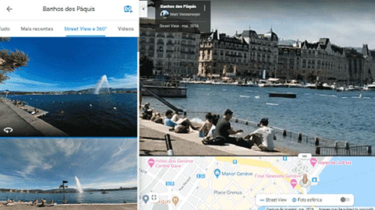 comprova3 - Reprodução/Google Maps - Reprodução/Google Maps