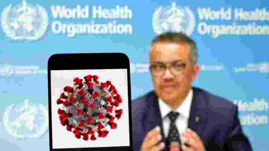 Tedros Adhanom pediu aos países ao redor do mundo que se unam para combater o coronavírus - Por Stephanie Nebehay e Emma Farge