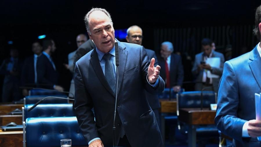 Fernando Bezerra Coelho (MDB-PE), líder do governo no Senado, passa a integrar a CPI da Covid na Casa como suplente - Jane de Araújo/Agência Senado