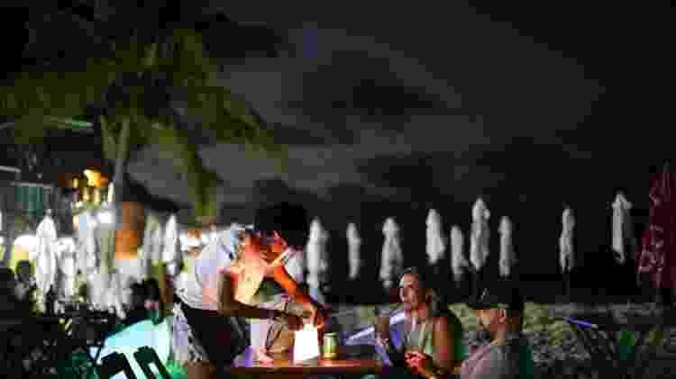 Além de natureza exuberante Morro de São Paulo possui boas opções de bares e restaurantes - Raul Spinassé/UOL - Raul Spinassé/UOL