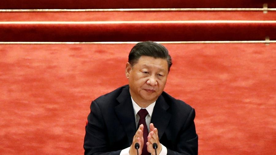 Presidente da China, Xi Jinping (foto), pediu ajuda para Howard Shultz -