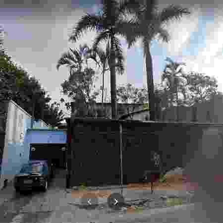 Imagem do Google mostra casa onde polícia investiga esquema de pedofilia e prostituição de menores em Belo Horizonte - Reprodução