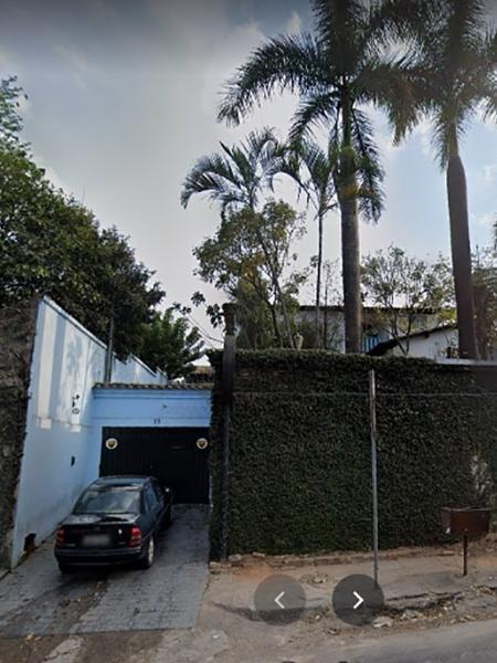 Imagem do Google mostra casa que, segundo a polícia, teria sido usada em esquema de pedofilia e prostituição de menores em Belo Horizonte - Reprodução