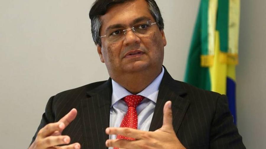 """Governador do Maranhão, Flavio Dino, disse que Bolsonaro é """"melhor amigo do coronavírus"""" - Divulgação"""