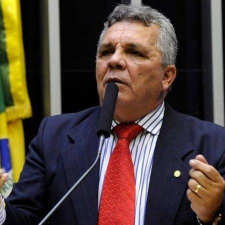 O deputado Alberto Fraga  - LUIS MACEDO/CÂMARA DOS DEPUTADOS