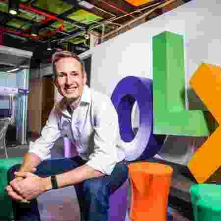 CEO da OLX Brasil, Andries Oudshoorn - Divulgação - Divulgação
