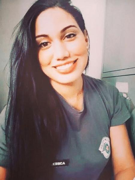 Jessica do Nascimento conta que é vítima de assédio de superior desde 2018 - Reprodução/Arquivo Pessoal