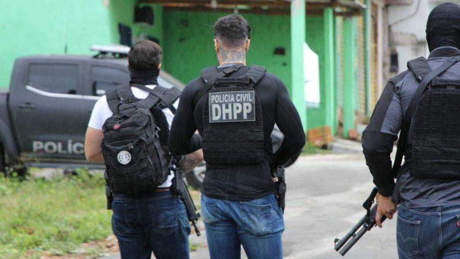 Polícia investiga possíveis atiradores envolvidos em ocorrência - Haeckel Dias/PCBA