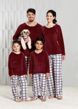 A Monthal tem uma linha de pijamas para toda a família e seus pets. Criada em 1991, na cidade de Friburgo (RJ), ela vende, em média, 8.000 peças por mês entre pijamas, camisolas, short doll e lingerie.