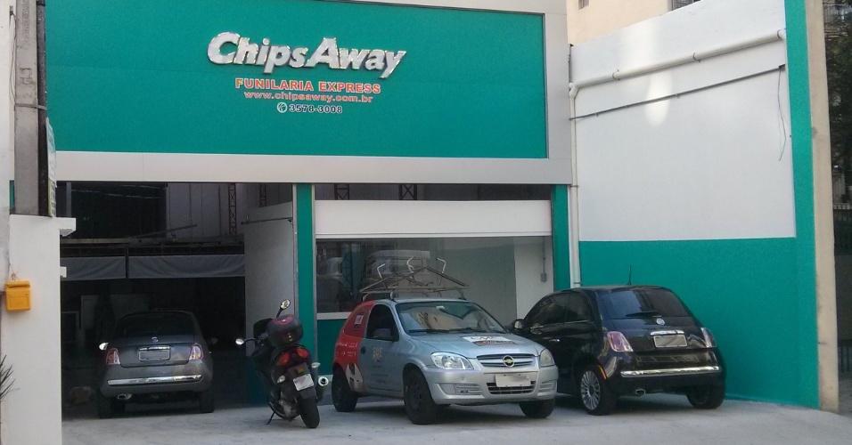 Franquia Chips Away