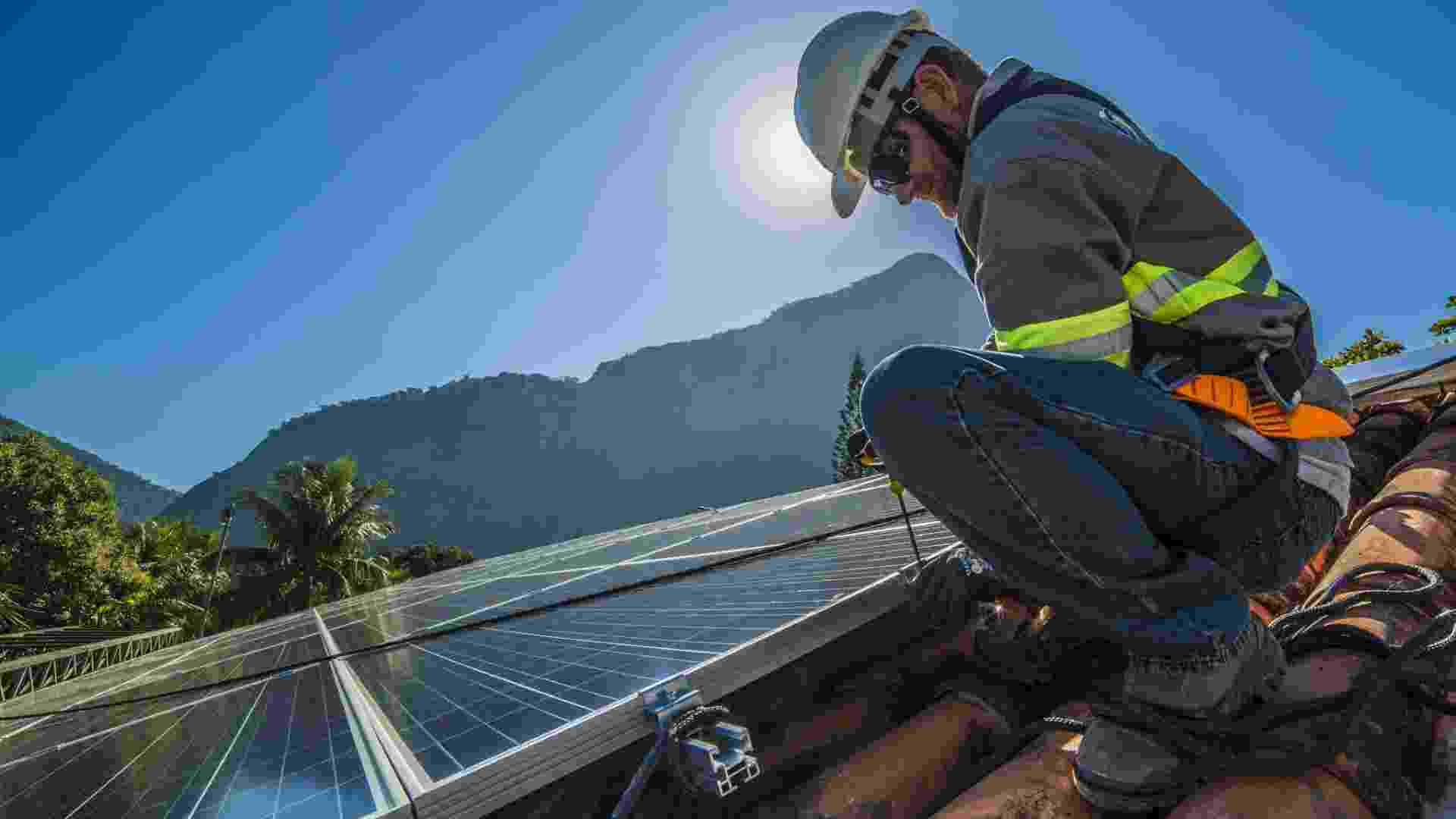 Blue Sol, franquia de energia solar - Divulgação