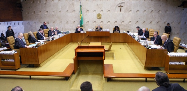 Divergência entre ministros impediu conclusão de julgamento sobre delação premiada - Nelson Jr./SCO/STF