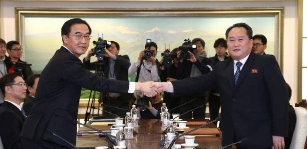 Coreia do Norte enviará delegação do governo aos Jogos de PyeonChang