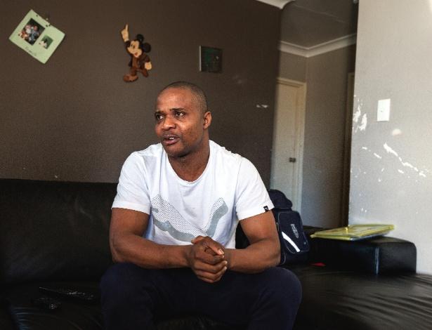 Lamin Tucker, atleta de Serra Leoa, busca asilo na Austrália