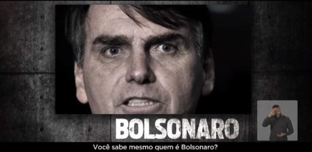 Em propaganda na TV, PT associou Bolsonaro à ditadura e à tortura