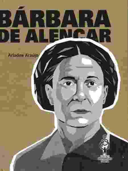 Capa do livro Bárbara, de Ariadne Araújo - Divulgação