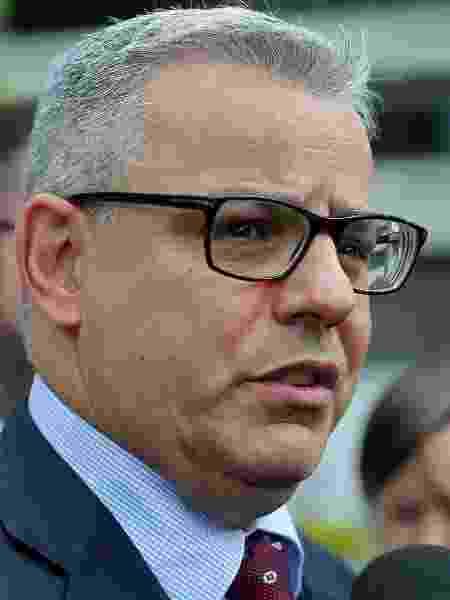 O advogado criminalista Antonio Figueiredo Basto - Heuler Andrey/DiaEsportivo/Folhapress