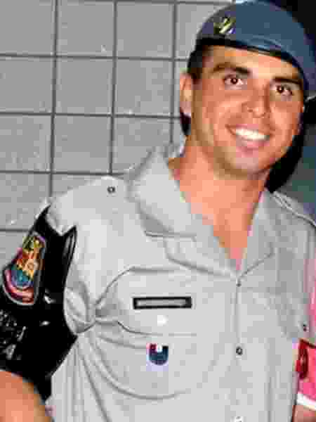 3º sargento Fábio Rodrigo de França - Arquivo Pessoal