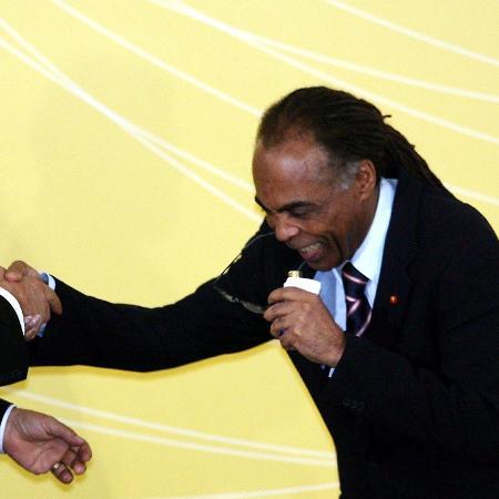 Breve passagem de Gilberto Gil no Ministério da Cultura promoveu transformações importantes  - Sérgio Lima - 8.nov.2006/Folhapress