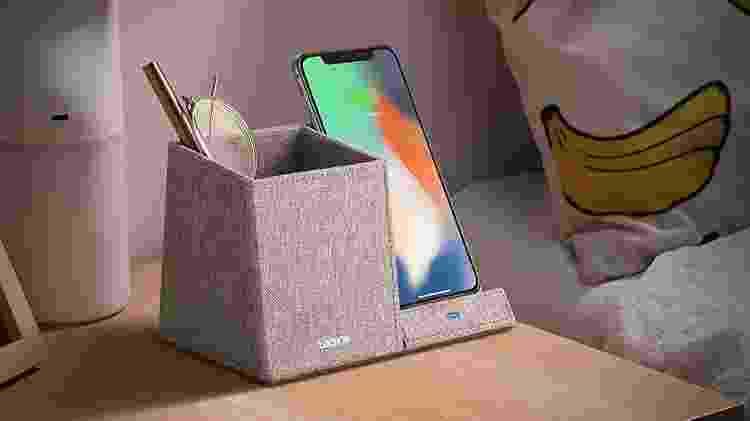 Lecone Wireless Charger - Reprodução