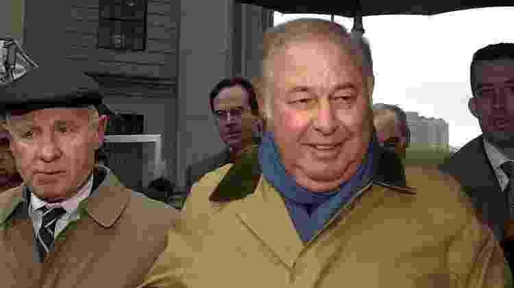 Alfred Taubman foi condenado por manipular as comissões da casa de leilões Sotheby's - Getty Images - Getty Images