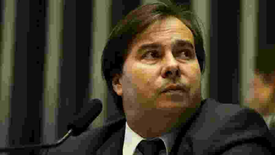 O presidente da Câmara dos Deputados, Rodrigo Maia (DEM-RJ) - Marcelo Camargo/Agência Brasil