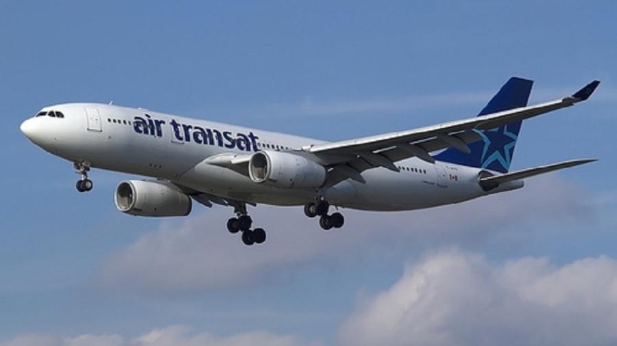 Airbus A330 da Air Transat voou 120 quilômetros sem combustível - Wikimedia